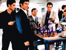 Benicio del Toro Autograph Signed Photo
